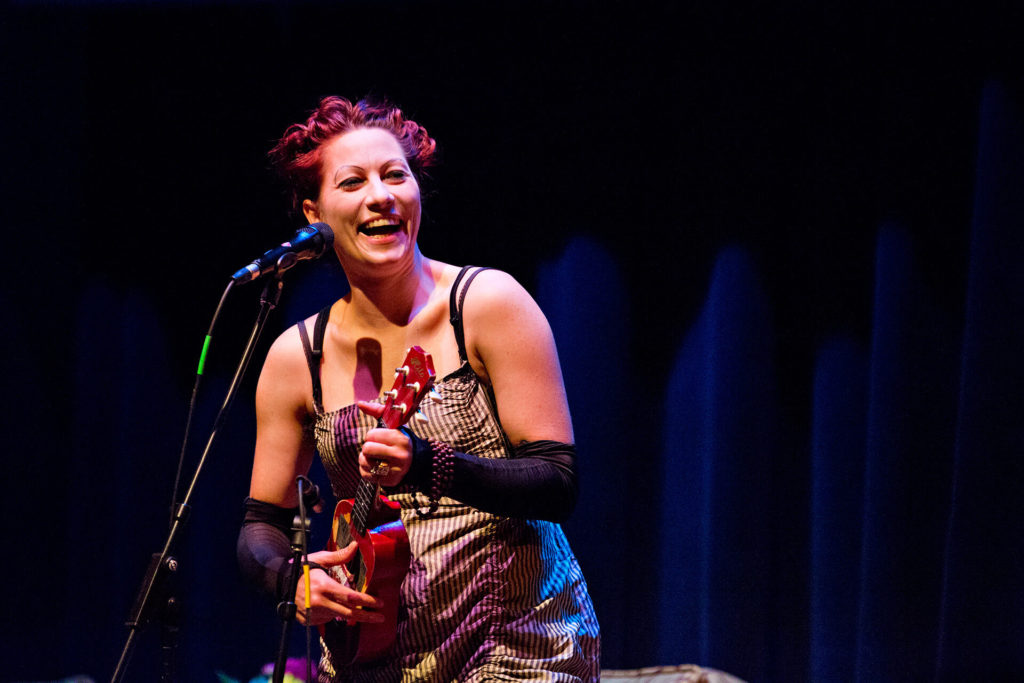 amanda palmer by Steve Rosenfield Photography