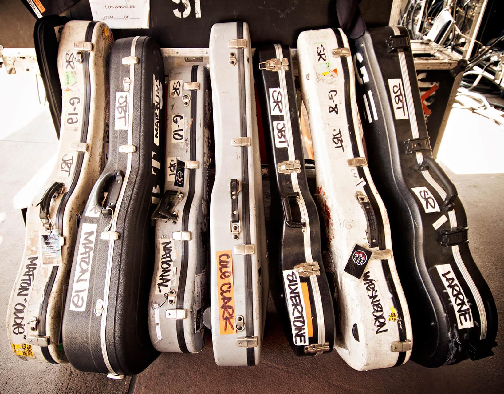 john butler guitars by Steve Rosenfieild Photography