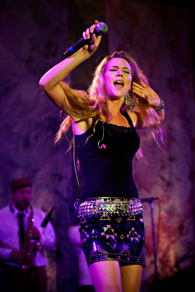 joss stone by Steve Rosenfield Photography