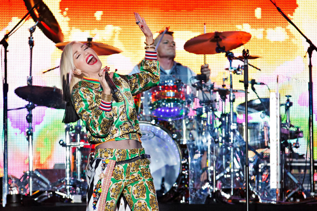 No Doubt - BottleRock - Napa CA