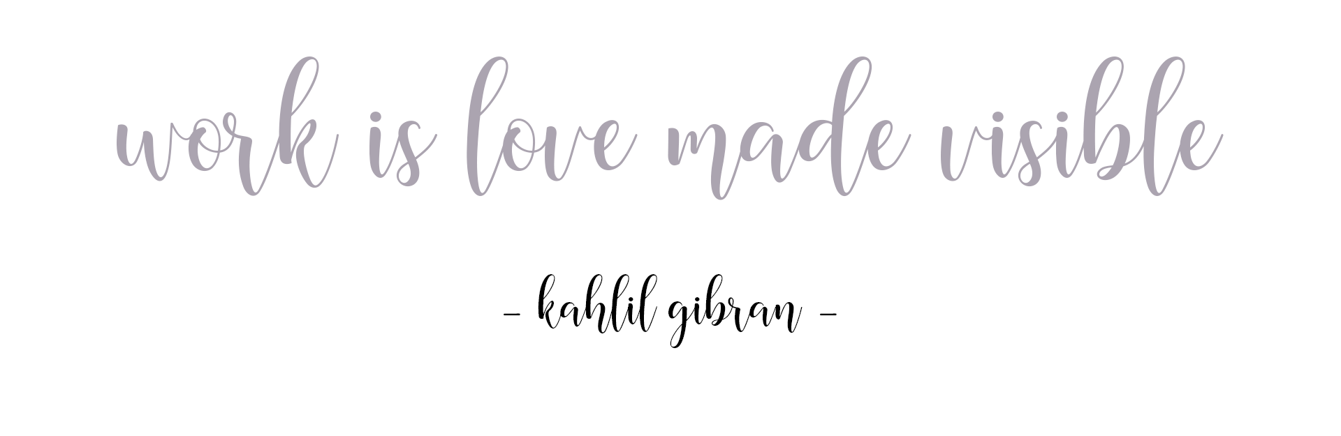 k gibran quote